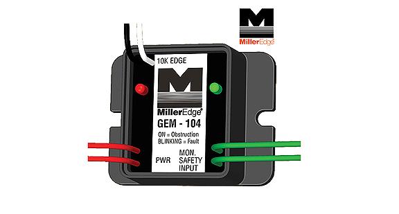 Miller Edge GEM-104 illustration.
