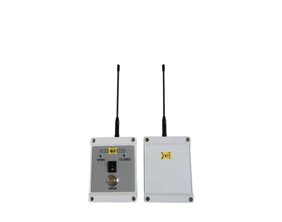 Max Wireless Pushbutton device