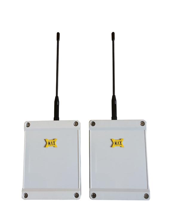 Maximum Controls – Max Wireless Relay Pair