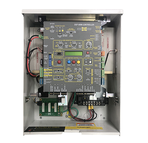 Linkable larger photo of Maximum Controls Max Solar Control Box