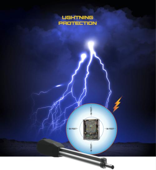 maximum-controls-products-max-super-arm-1300-lightening-protection